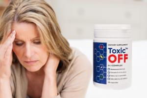 Toxic Off cápsulas, ingredientes, cómo tomarlo, como funciona, efectos secundarios