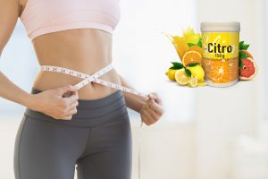 CitroSlim polvo, ingredientes, cómo tomarlo, como funciona, efectos secundarios