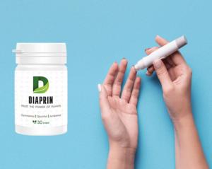 Diaprin cápsulas, ingredientes, cómo tomarlo, como funciona, efectos secundarios