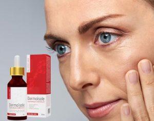 Dermoisole suero, ingredientes, cómo usarlo, como funciona, efectos secundarios