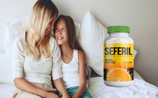 Seferil cápsulas, ingredientes, cómo tomarlo, como funciona, efectos secundarios