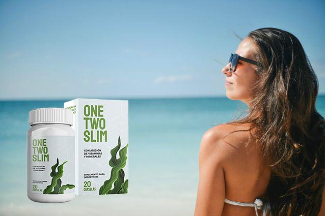 One-Two Slim cápsulas, ingredientes, cómo tomarlo, como funciona, efectos secundarios