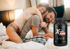 Xtreme Man cápsulas, ingredientes, cómo tomarlo, como funciona, efectos secundarios