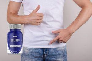 Livepros cápsulas, ingredientes, cómo tomarlo, como funciona, efectos secundarios