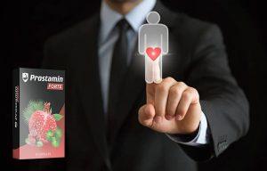 Prostamin Forte cápsulas, ingredientes, cómo tomarlo, como funciona, efectos secundarios